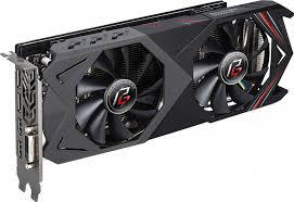<b>Видеокарта ASRock</b> Phantom Gaming X <b>Radeon RX</b> 590 OC 8GB ...