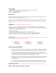 resume examples finance resume objective statements resume resume general career objective marketing vice sample resume objective resume for internship samples objective section of