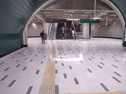 Irarrázaval metro station