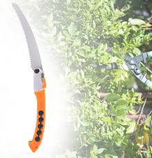 27cm <b>Foldable Pruning</b> Hand Saw with Anti-slip Handle <b>Portable</b> ...