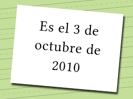 spanish essay checker how to write the date in spanish steps pictures