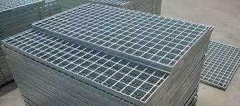 drain covers steel grating bar grate mezzanine floor