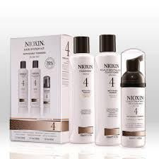 <b>Nioxin</b> Starter Kit <b>No</b>.<b>4</b> – Blackhairdressing