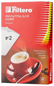 Купить Одноразовые фильтры для капельной кофеварки <b>Filtero</b> ...