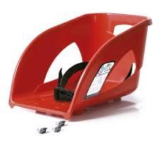 <b>Спинка для санок Prosperplast</b> SEAT 1 red, красный (4121581 ...