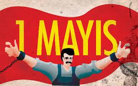 DİSK, KESK ve TMMOB' Den 1 Mayıs Kararı