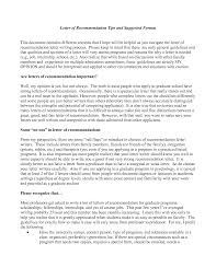 how to write a good recommendation letter for a student how to write a good recommendation letter for a student