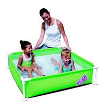 <b>Детский бассейн Bestway</b> 56217/56217B (122х122х30.5) - купить ...