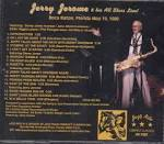 Jerry Jerome & His All Stars