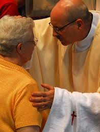 Image result for anointing of the sick