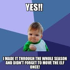 Meme Creator - Yes!! I made it through the whole season and didn't ... via Relatably.com