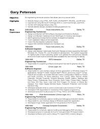 service tech resume ac service tech resume