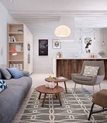 living room taipei woont love: scandinavian style living room int architecture