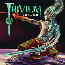 <b>Trivium</b> The <b>Crusade</b> (Transparent Turquoise Vinyl) (<b>2</b> LP) - Muziker IE