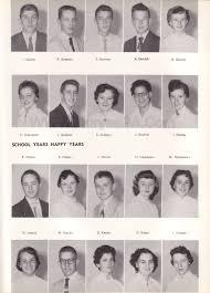 duryea pennsylvania historical homepage 1956 duryea high school pa duryea 1956 meecha woming high school yearbook pg 58 juniors krappa to osowski