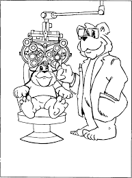 Small Picture Eyes Coloring Page Coloring Home