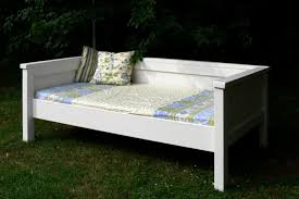 ana white simple daybedfarmhouse bed hybrid diy projects building frame day bed