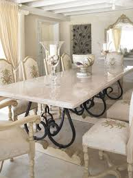 round white marble dining table: furnituremesmerizing white marble dining table sets plus small benches on concrete tiles floor good