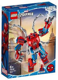 <b>Конструктор LEGO Marvel Super Heroes</b> 76146 Человек-Паук ...