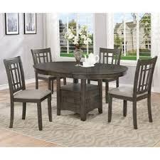 Crown Mark Hartwell <b>Five Piece Dining</b> Set | Royal <b>Furniture</b> ...