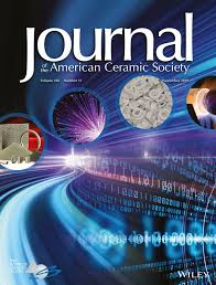 <b>Journal of the</b> American Ceramic Society - Wiley Online Library