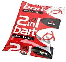 Fjuka 2in1 <b>Bait</b> - 3 <b>bag</b> pack white, yellow, red. The soft feed pellet ...