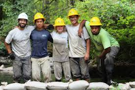 wcc become a crew supervisor supervisor expectations crew at fish passage project