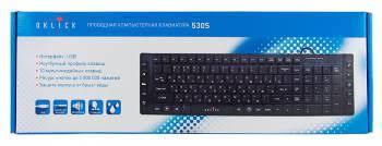 Проводная компьютерная <b>клавиатура 530S</b> - купить в <b>OKLICK</b> ...