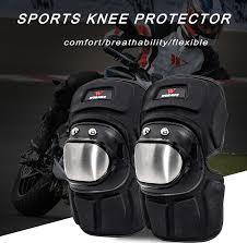 <b>WOSAWE</b> Hard Shell <b>Motorcycle</b> Knee Pads EVA Protective Gear ...