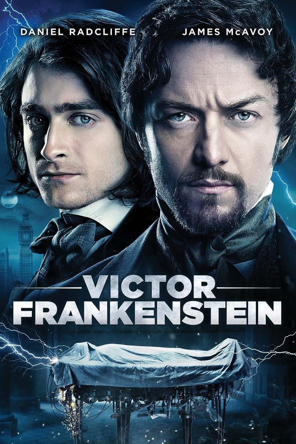Victor Frankenstein (2015) Hindi Dual Audio 480p BluRay x264 ESubs 350MB