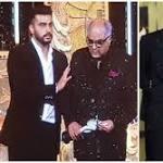 IIFA Awards 2018: An emotional Boney Kapoor receives Sridevi's award