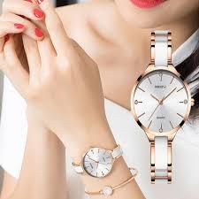 <b>NIBOSI</b> New Fashion Rhinestone Watches Women <b>Luxury Brand</b> ...