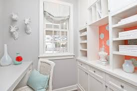 chic coral color palette fashion minneapolis contemporary home office innovative designs with animal heads balloon shades grey walls pink walls pocket chic attractive home office