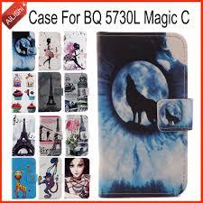 <b>Чехол для BQ 5730L</b> Magic C 3d цветок милый животное Флип ...