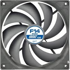 <b>Вентилятор</b> 140x140x25 <b>Arctic F14</b> PWM PST CO (ACFAN00080A)