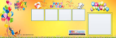 psd times karizma birthday album templates srk psd 12 times 36 karizma birthday album templates