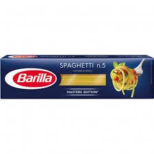 Купить <b>Макаронные Изделия Barilla</b> Спагетти №5 450г с ...