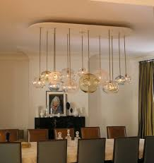 unique brushed nickel pendant lamp false ceiling classy dining set leather upholstered dining chair long ambient lighting fixtures
