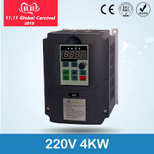 <b>For Russian CE 220v</b> 1.5kw/2.2/4kw 1 phase input and 3 phase ...