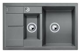 Врезная <b>кухонная мойка Blanco Metra</b> 6S Compact 78х50см ...