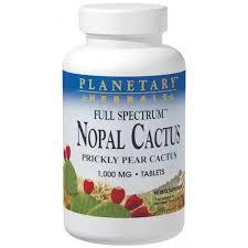Planetary Herbals Nopal <b>Prickly Pear Cactus</b>