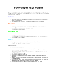 tips on making a resume good resume samples writing tips on making a resume good good resume tips resume samples resume help how to make