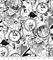 <b>Gothic Halloween Printed</b> Fabric By The Yard | JOANN