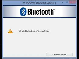 Active <b>Bluetooth</b> using <b>wireless Switch</b> 100 % solution dell Inspiron ...