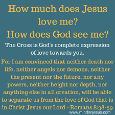 How much does <b>Jesus love me</b>? How does <b>God</b> see <b>me</b>? | Mind On ...