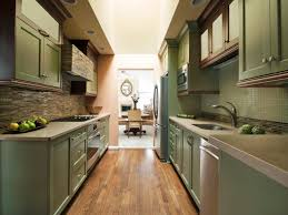 small u shaped kitchen design: galley kitchen quot original vita buffa original susan fredman galley kitchenjpgrendhgtvcom