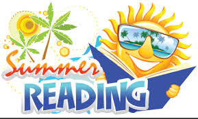 Image result for kids reading during the summer image