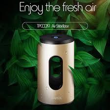 <b>GIAHOL</b> Air Purifier Ultra Quiet Portable Ozone Air Sterilizer <b>USB</b> ...