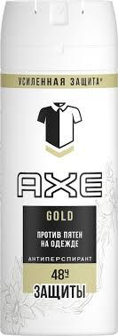 Axe <b>Антиперспирант</b>-спрей Signature Gold Защита от пятен, 150 мл