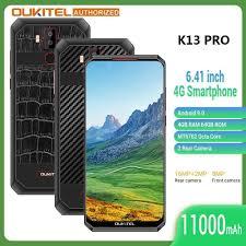 <b>OUKITEL WP6 4G</b> Waterproof <b>Smartphone</b> 6.3 inch Dust Shock 9V ...